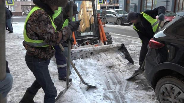 Штрафы занекачественную уборку улиц вРостове превысили 2млн руб