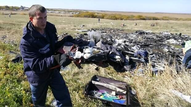 Кто наживается на вещах погибших в катастрофе малазийского Боинга MH 17?