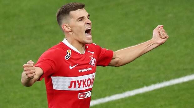Зобнин: «Это футбол, без ошибок не можем. Хорошо, что перевернули ход матча и обыграли «Ростов»