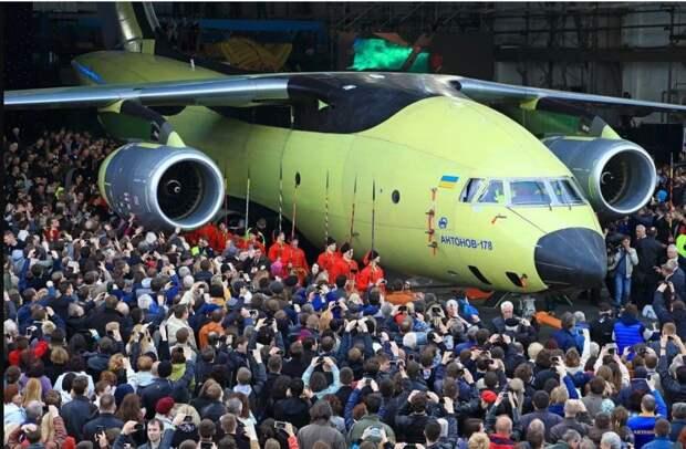Неубиваемые оптимисты украинского авиапрома