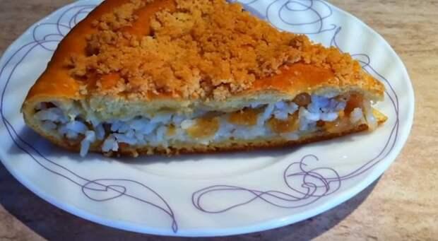 сладкий пирог с апельсинами