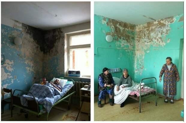 Ад российских больниц