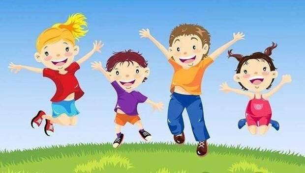 Детский мир. Игры-стишки с движениями для детей 2-6 лет