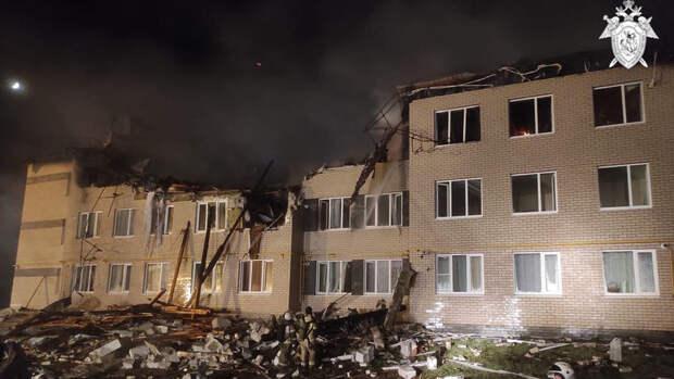 После взрыва в Нижегородской области задержали сотрудников газовой службы
