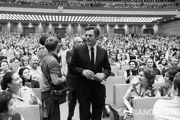 Марчелло Мастрояни, 1969
