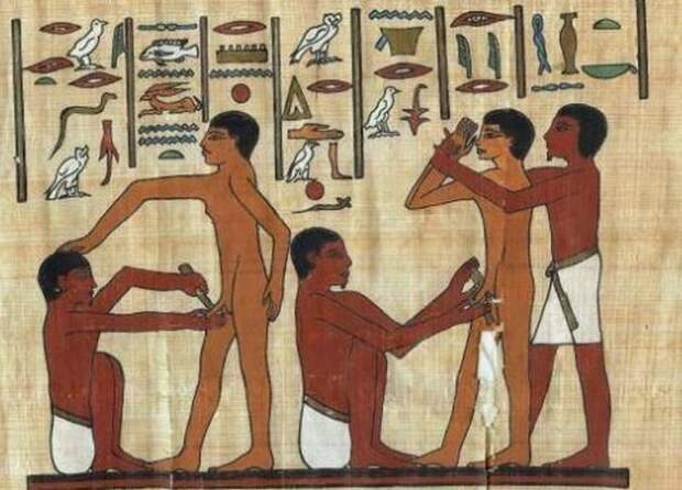 Древнеегипетские медицинские практики, которыми люди пользуются до сих пор