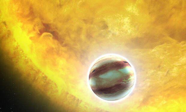 5 видов аномальной погоды с других планет, которые невозможно представить на Земле