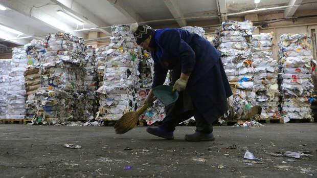 Греф соберёт объедки: За мусор будем платить банку