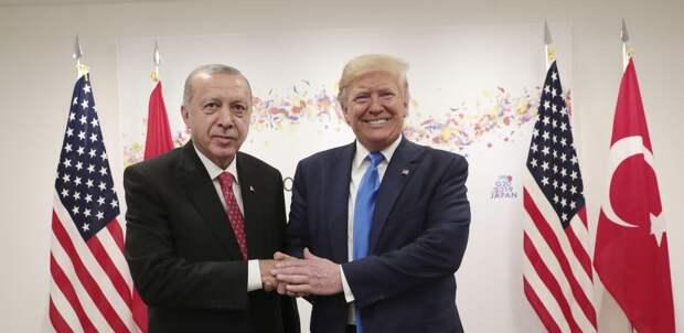 Санкции США против Турции: нулевая эскалация