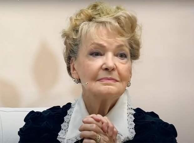 Ирина Скобцева критично высказалась о сыне перед смертью