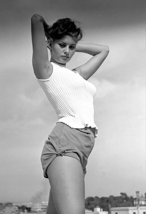 Софи Лорен (7 фото).