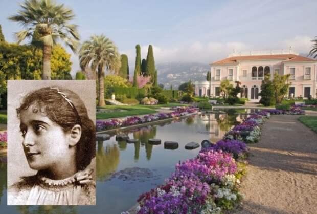 Рукотворный рай баронессы де Ротшильд: Как дочь миллионера вошла в историю, затмив многих мужчин своей семьи