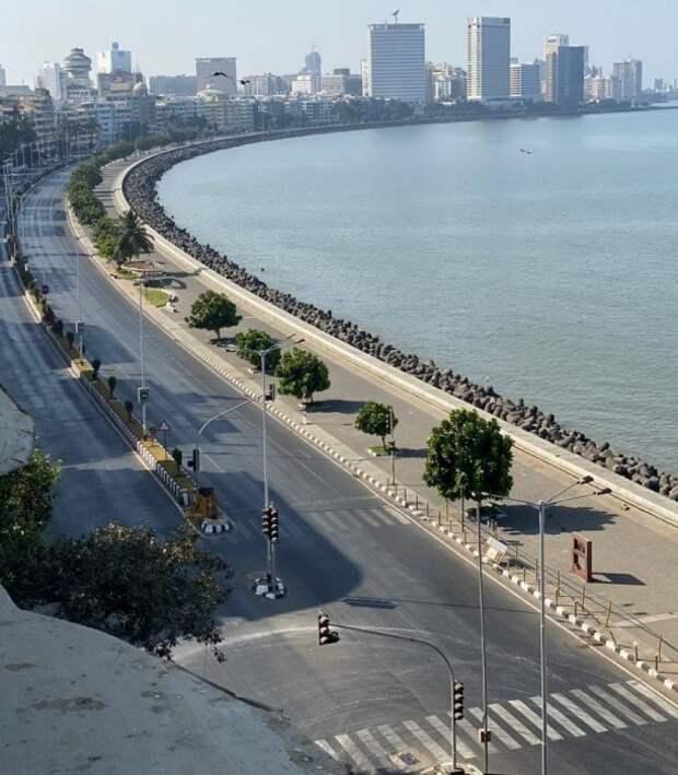 Большие города, пустые поезда: как коронавирус опустошил мир