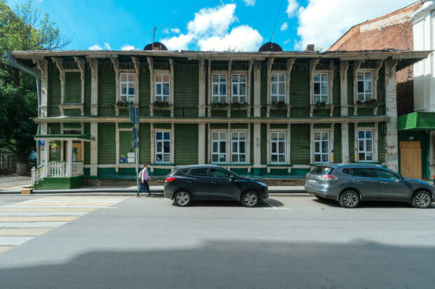12 уникальных деревянных домов Москвы