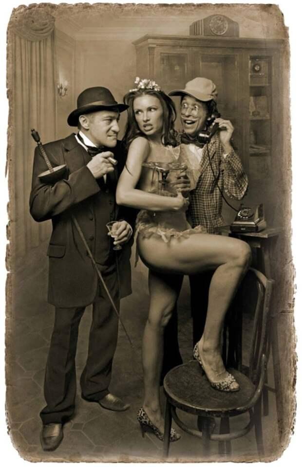 «Мастер и Маргарита»: Лучшая серия фотоиллюстраций к любимому роману