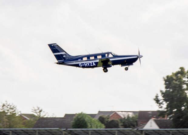 Крупнейший водородный самолет совершил первый полет