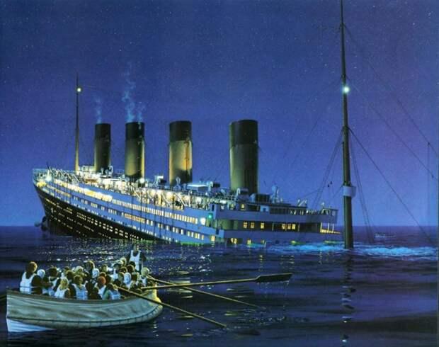 гибели Титаника