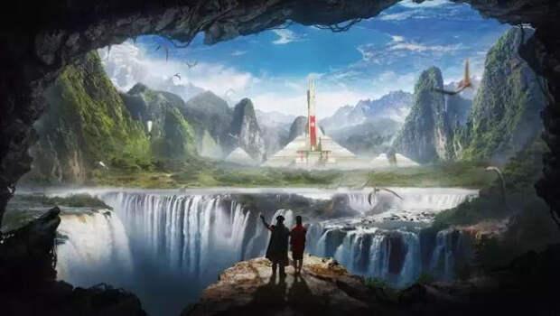 Загадки цивилизаций, легенда, атлантида, авалон