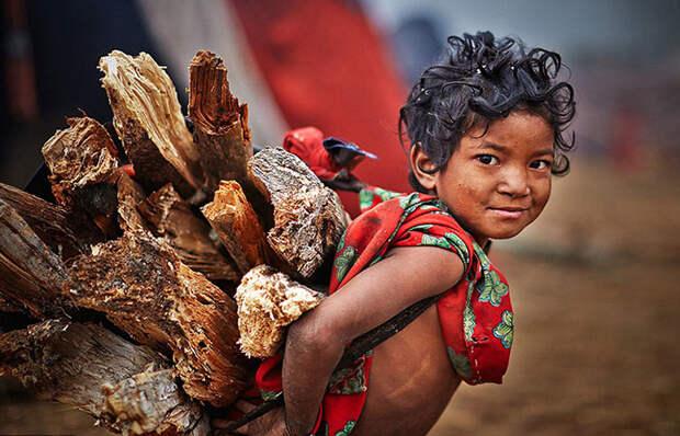 Последние охотники исобиратели: жизнь первобытного племени вНепале