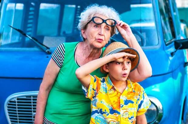 Лучшая в мире бабушка: 20 вещей, которые не стоит делать для внуков