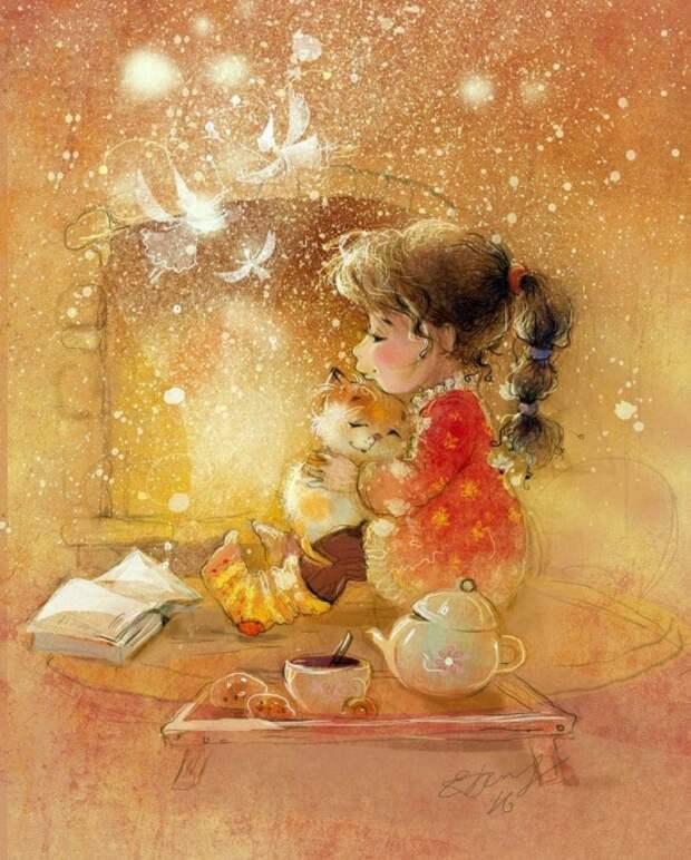художник Екатерина Бабок иллюстрации – 28