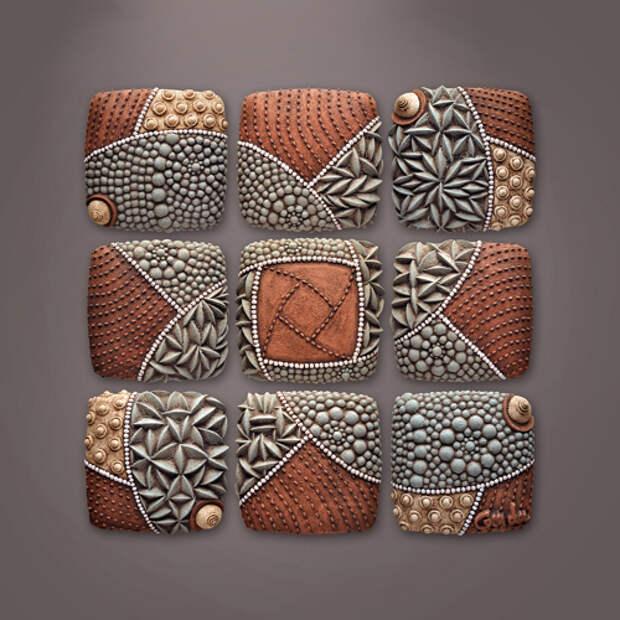 керамика художник Chris Gryder - 07