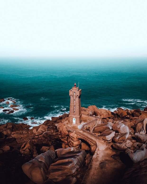 Впечатляющие снимки из путешествий Людовика Фремондьера