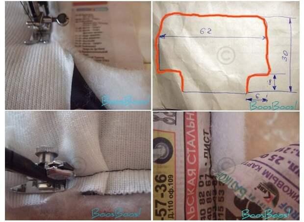 Как сшить муфту для коляски (Diy)