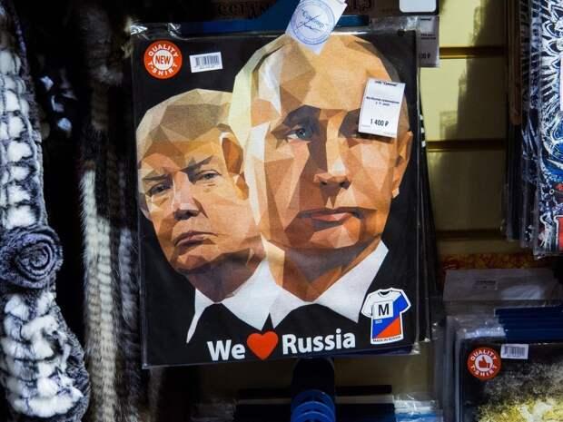 «Полезный идиот» Бреннан: «Трамп вновь на крючке у Путина»