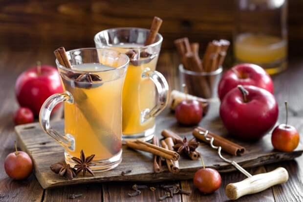 10 идеальных напитков для холодной зимы
