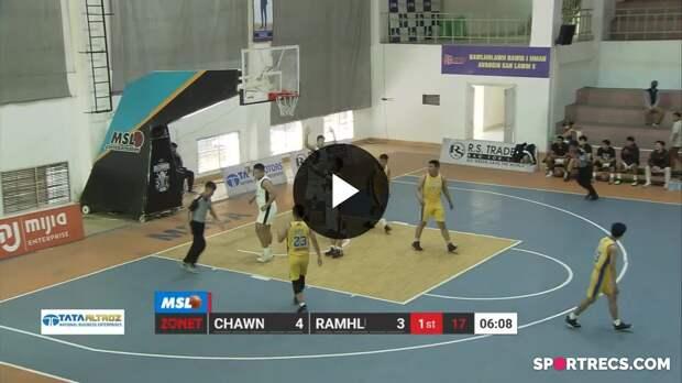 MSL 6 RELEGATION - 1 : CHAWNPUI BC vs RAMLHUN SC