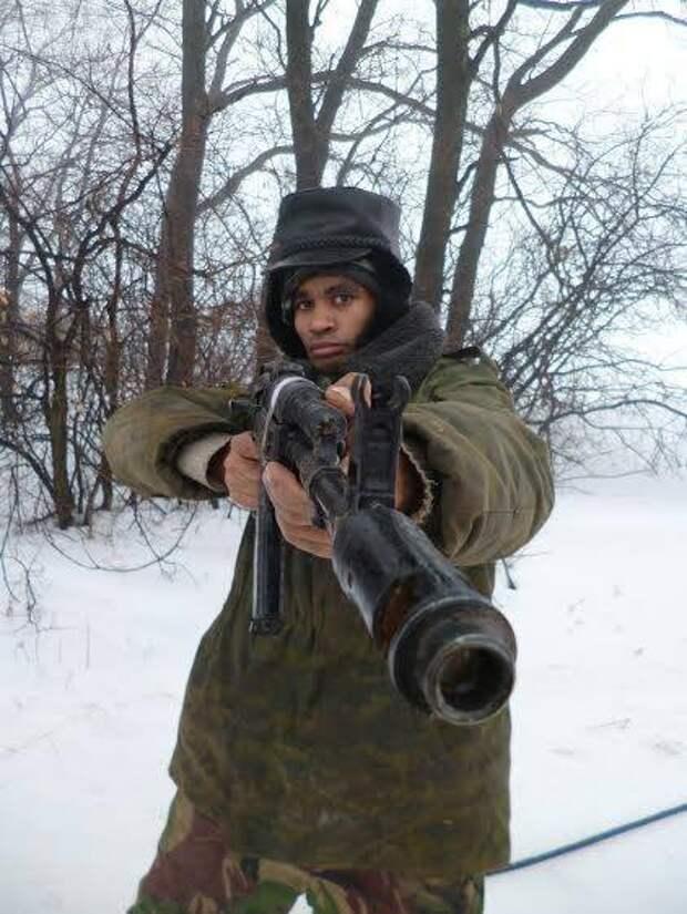 Сын Барака Обамы воюет в составе ополчения на Донбассе.