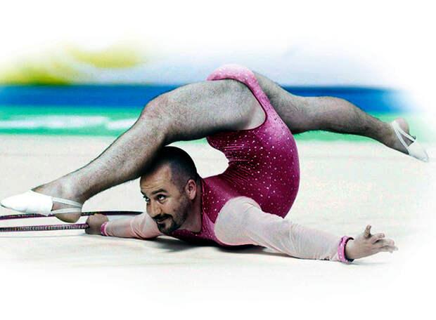 У Навки – культурный шок: в художественной гимнастике мальчиков не надо переделывать в девочек