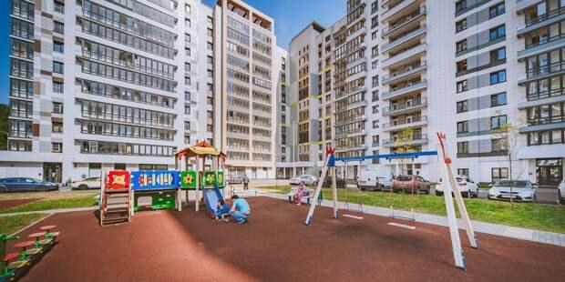 В СВАО до конца года введут в строй семь жилых домов для переселения по реновации
