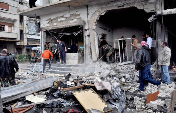 Контракты на восстановление сирийских провинций получат компании из РФ