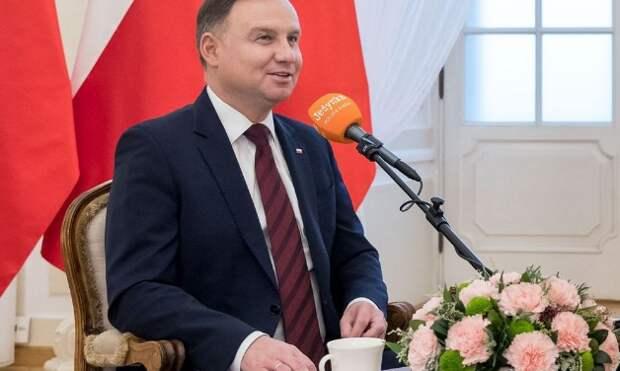 В День независимости Польши Дуда вновь заявил о нежелании страны оказаться в сфере российского влияния