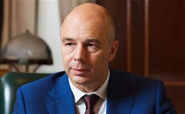 Силуанов предупредил о риске перегрева мировой экономики