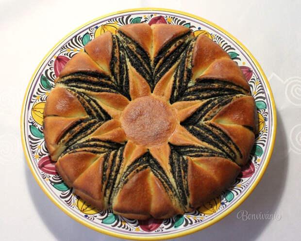 Вкусная выпечка. Маковый торт и маковый пирог (14) (700x562, 459Kb)