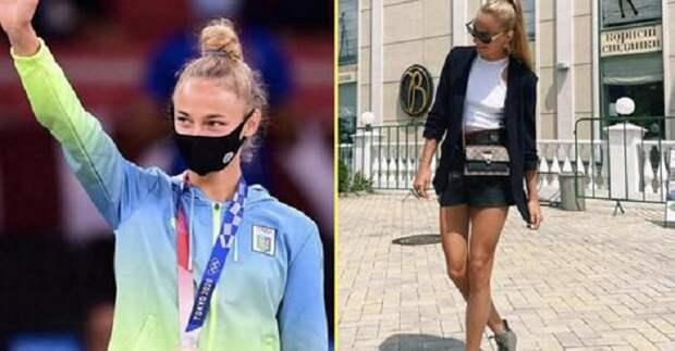 История самой красивой спортсменки Украины, Дарьи Белодед, завоевавшей бронзу в Токио