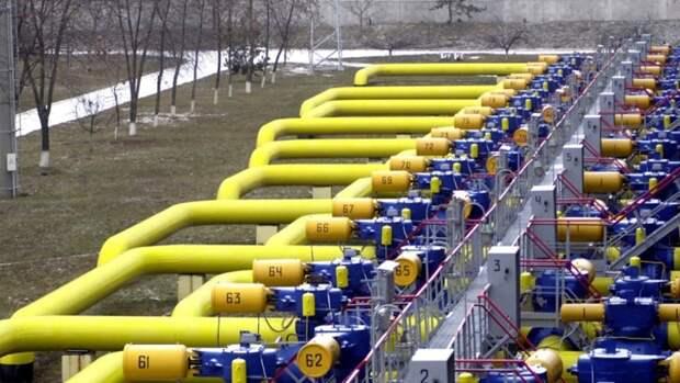 Газовый хаб создают США наУкраине