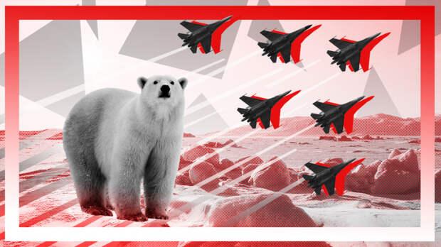 Аляска потребовала от США решительных мер по борьбе с Россией и Китаем в Арктике