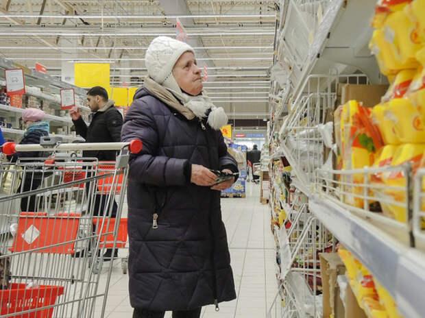 Названы виновники грядущего роста цен на продукты