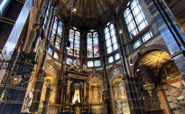 Кафедральные соборы Европы