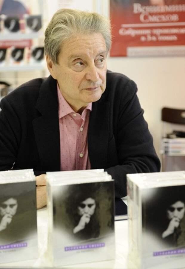 День рождения мушкетера: Вениамину Смехову 75 лет