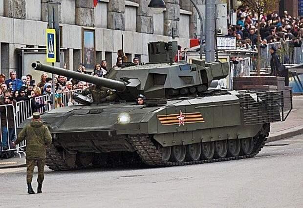 Броня крепка и танки— наши! Премьеры парада Победы