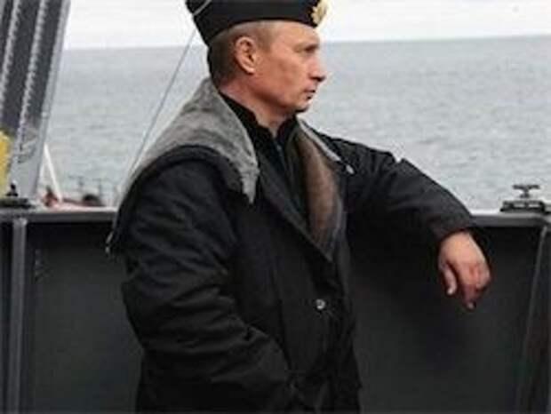 Новость на Newsland: Путин: укрепление мощи ЧФ является особым приоритетом