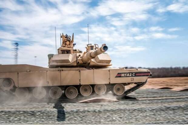 С литерами «C» и «D». Текущие и будущие работы по модернизации танков M1 Abrams