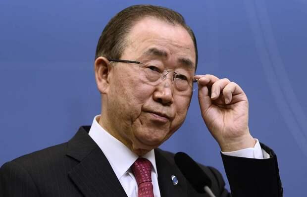 В «аннексии» Крыма уже виновата ООН