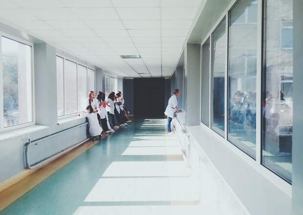 Симферопольский роддом №2 стал инфекционным госпиталем для больных коронавирусом