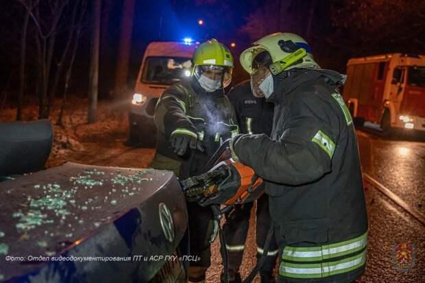 Пожарная часть на Петровско-Разумовском проезде признана лучшей